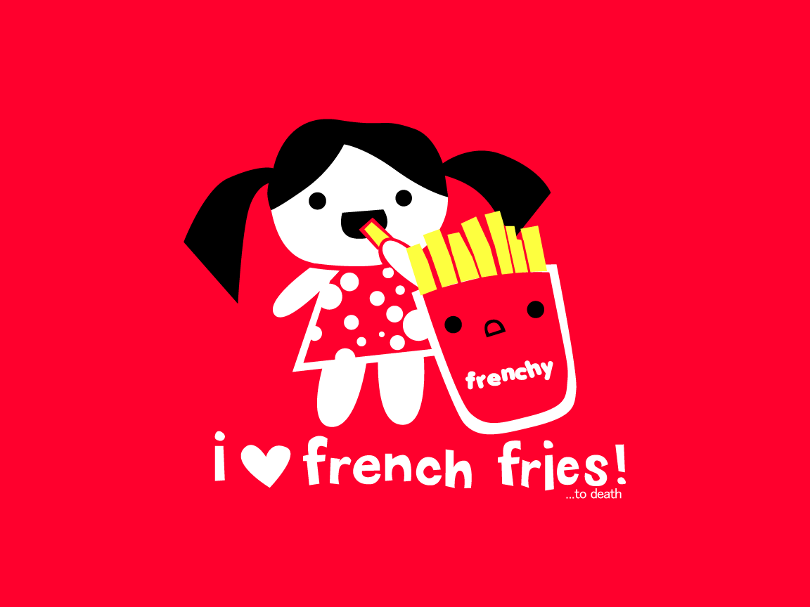 French Fries quote #2