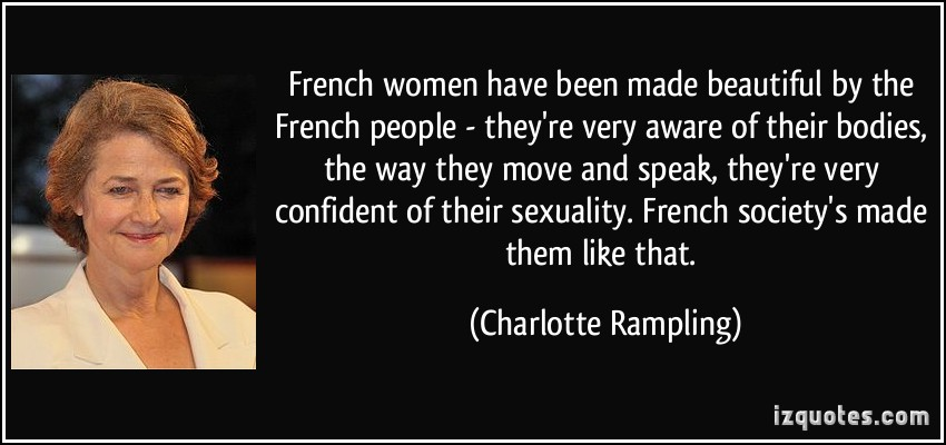 French Women quote #2