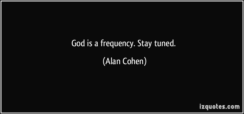 Frequency quote #2