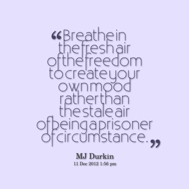 Fresh Air quote #1