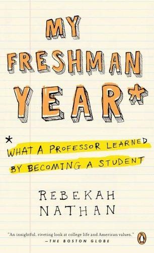Freshman Year quote #1
