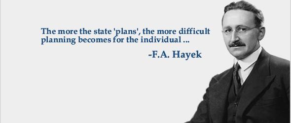 Friedrich August von Hayek's quote #6