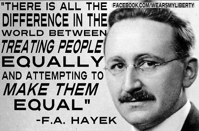 Friedrich August von Hayek's quote #1