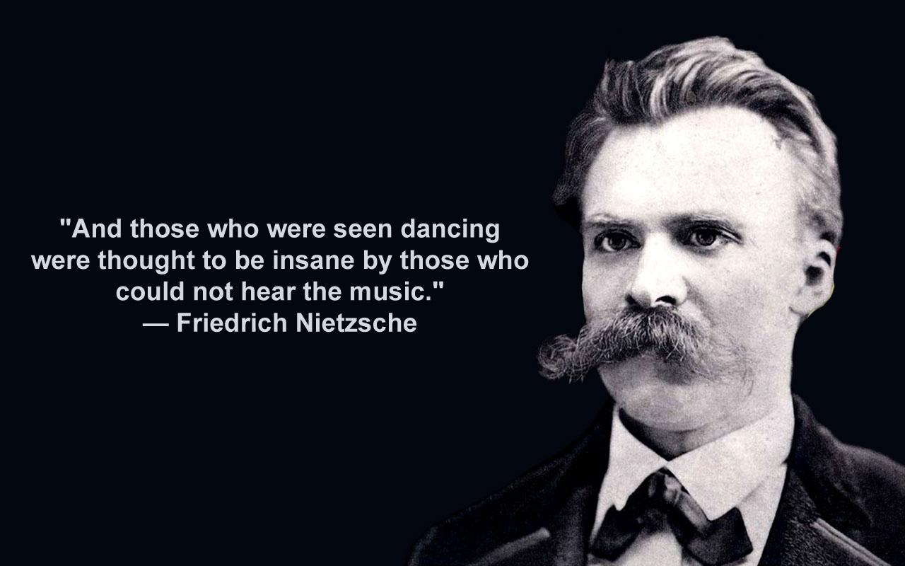 Friedrich Nietzsche's quote #1