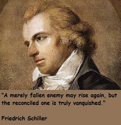 Friedrich Schiller's quote #1