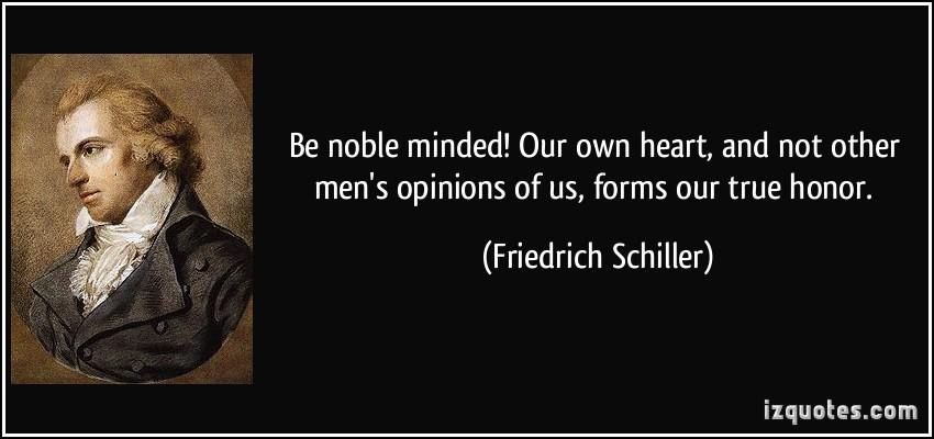 Friedrich Schiller's quote #2