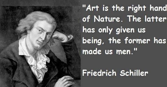 Friedrich Schiller's quote #7