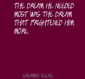 Frightened quote #7
