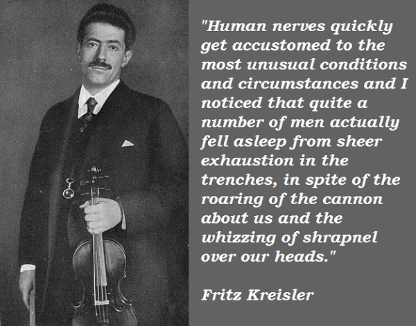 Fritz Kreisler's quote #2