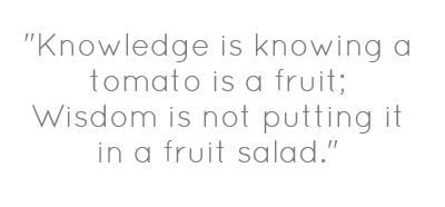 Fruit quote #4