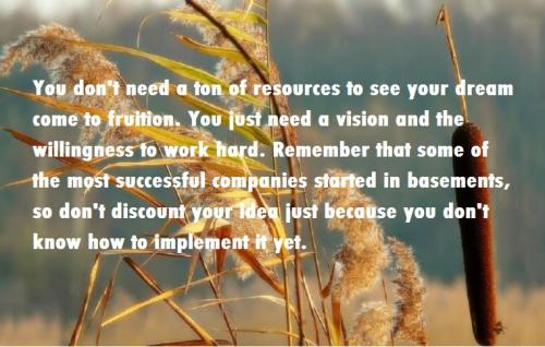 Fruition quote #2
