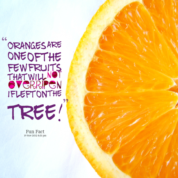 Fruits quote #1