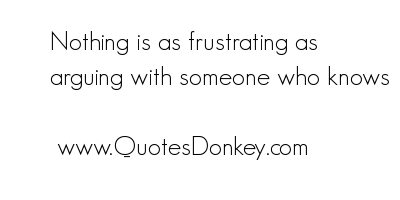 Frustrating quote #2