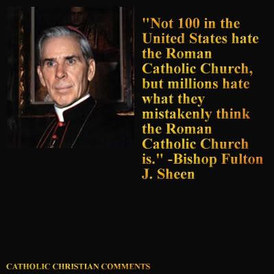 Fulton J. Sheen's quote #2