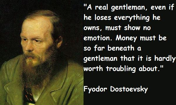 Fyodor Dostoevsky's quote #7