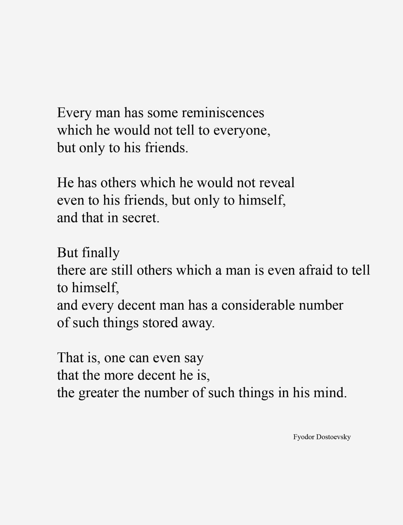 Fyodor Dostoevsky's quote #3