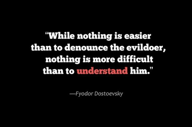 Fyodor Dostoevsky's quote #5