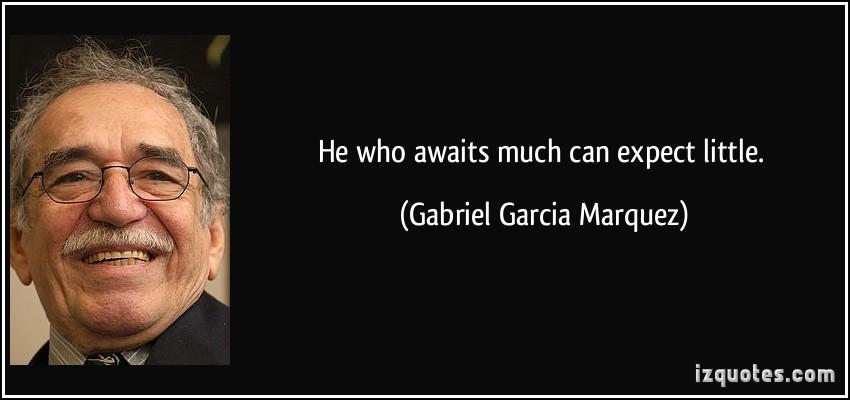 Gabriel Garcia Marquez's quote #8