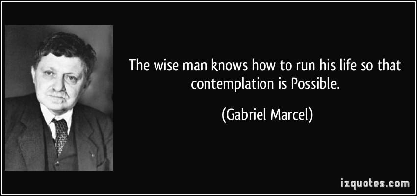 Gabriel Marcel's quote #6