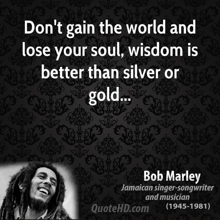 Gain quote #8