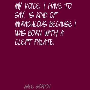 Gale Gordon's quote #3
