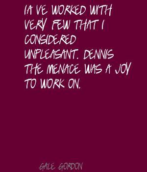 Gale Gordon's quote #2