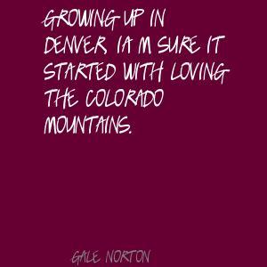 Gale Norton's quote #5
