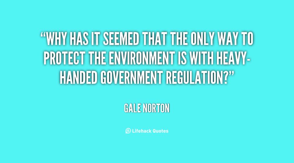 Gale Norton's quote #6
