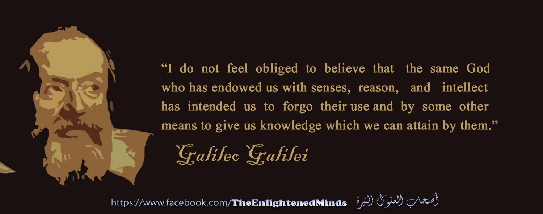 Galileo Galilei's quote #7