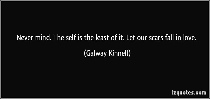 Galway Kinnell's quote #1