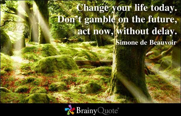 Gambler quote #1