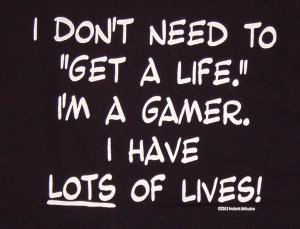 Gamer quote #3