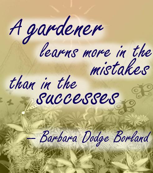 Gardening quote #1