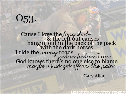 Gary Allan's quote #1