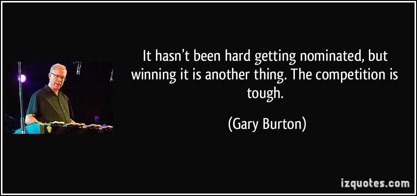 Gary Burton's quote #1