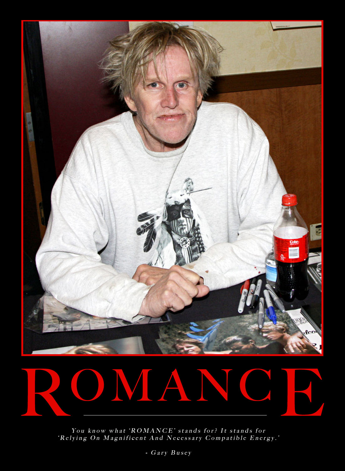 Gary Busey's quote #3