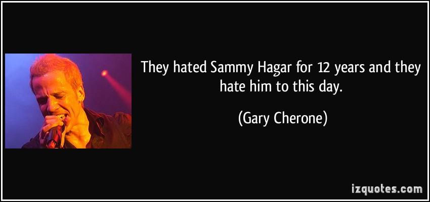 Gary Cherone's quote #1