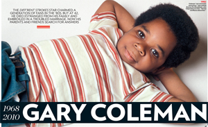Gary Coleman's quote #4