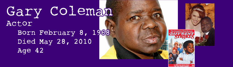 Gary Coleman's quote #3