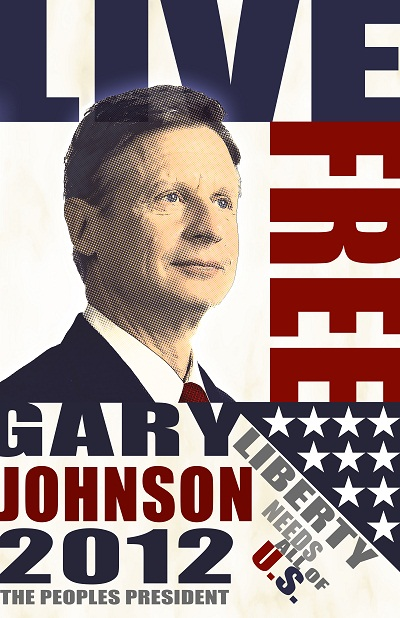 Gary Johnson's quote #5