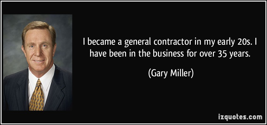Gary Miller's quote #2