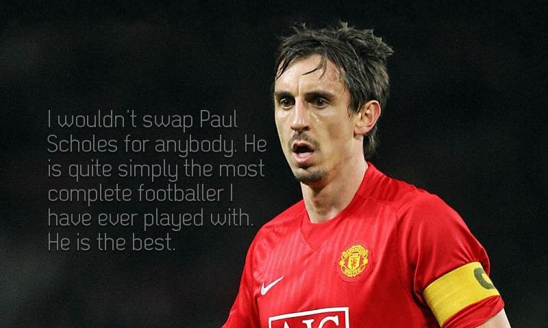 Gary Neville's quote #2