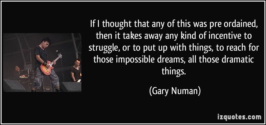 Gary Numan's quote #3