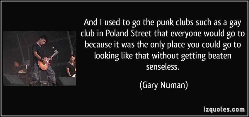 Gary Numan's quote #4