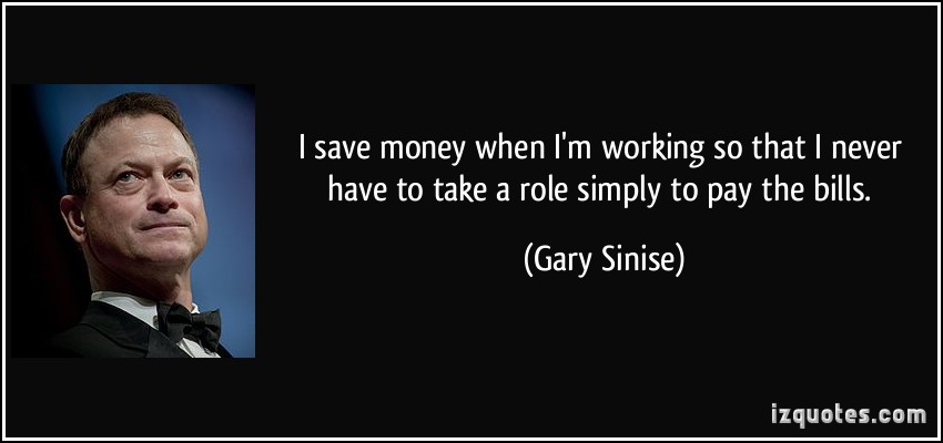Gary Sinise's quote #2
