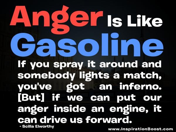 Gasoline quote #3