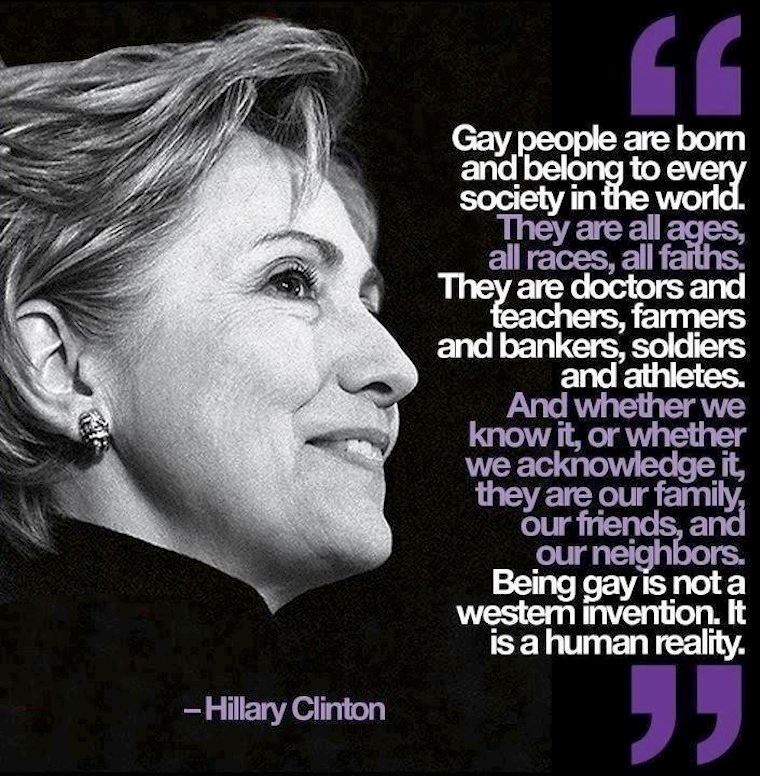 Homosexual rights quotes