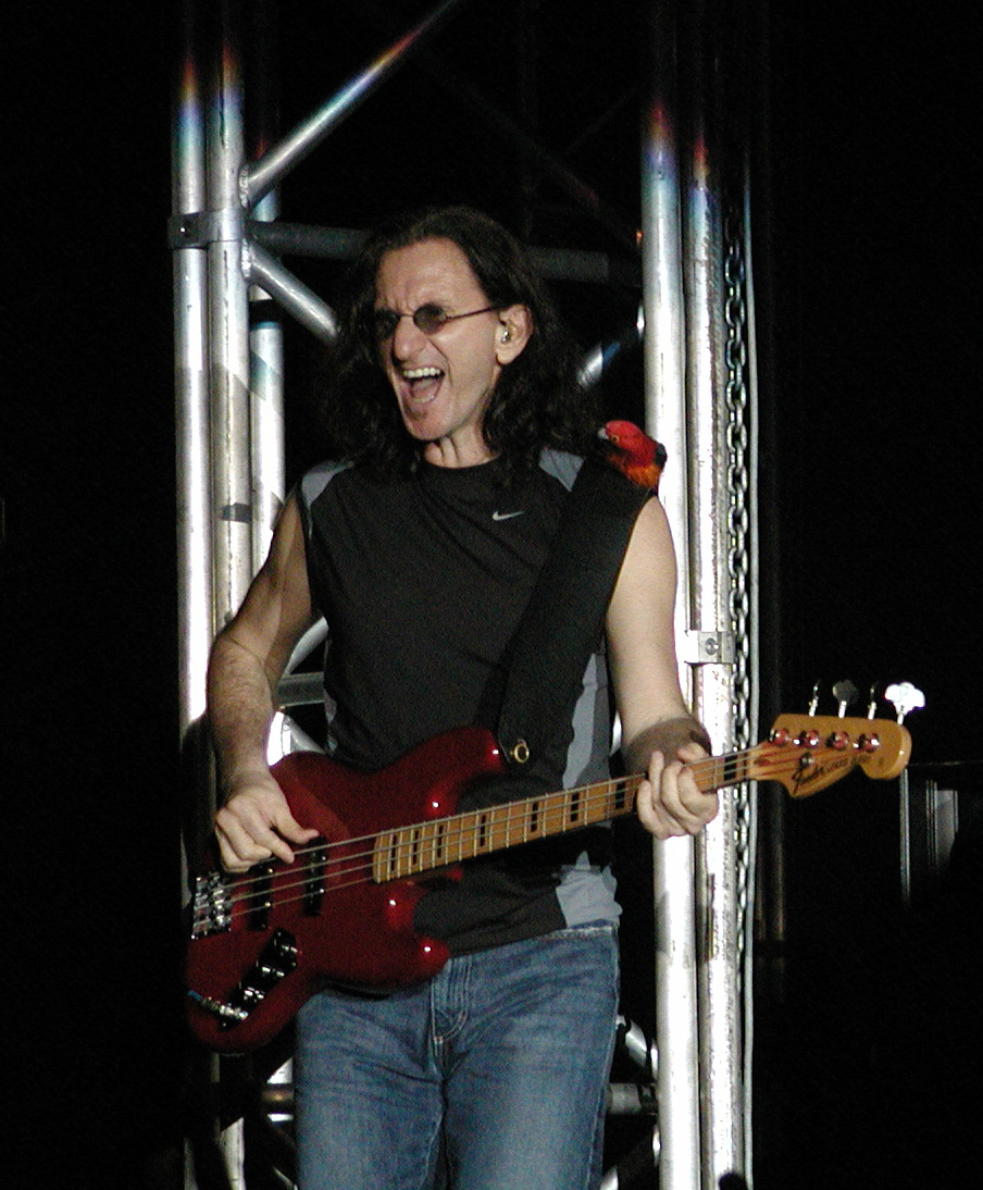 Geddy Lee's quote #7