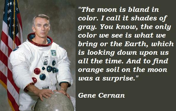 Gene Cernan's quote #2