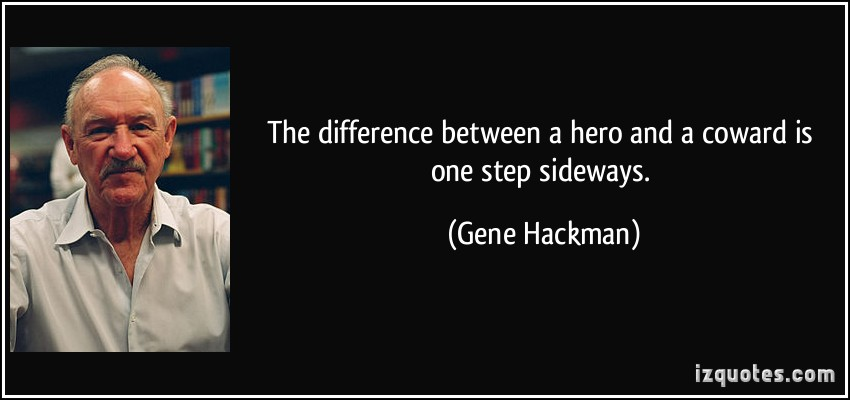 Gene Hackman's quote #5